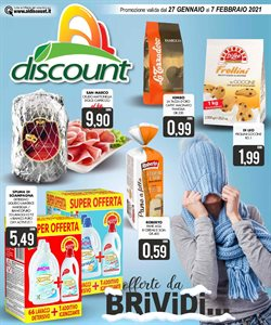 Offerte Discount nella volantino di Al Discount a Castellammare di Stabia ( Pubblicato oggi )