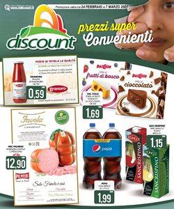 Offerte Discount nella volantino di Al Discount a Lecco ( Per altri 2 giorni )