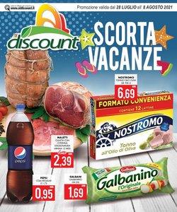 Offerte di Discount nella volantino di Al Discount ( Per altri 6 giorni)