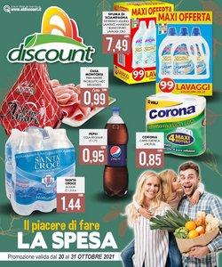 Offerte di Al Discount nella volantino di Al Discount ( Per altri 8 giorni)