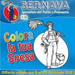 Offerte Iper Supermercati nella volantino di Bernava a Brolo ( Per altri 12 giorni )