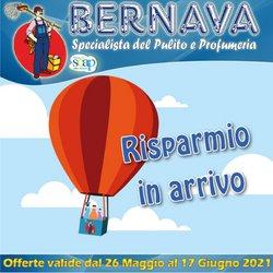 Offerte di Iper Supermercati nella volantino di Bernava ( Per altri 3 giorni)