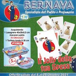 Offerte di Iper Supermercati nella volantino di Bernava ( Per altri 4 giorni)