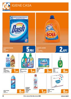 Offerte di Dash a Cash and Carry