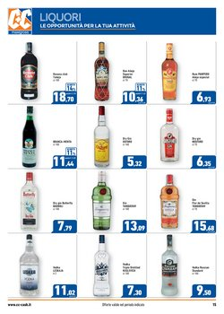 Offerte di Tanqueray a Cash and Carry