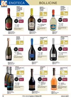Offerte di Aperitivi a Cash and Carry