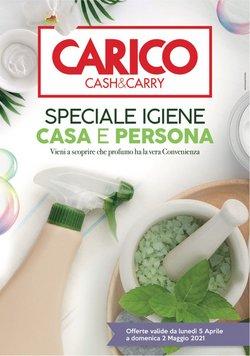 Catalogo Carico cash ( Per altri 16 giorni )