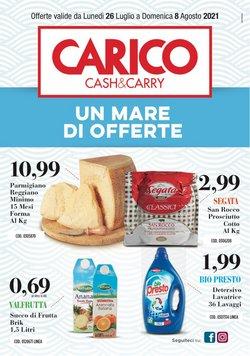Offerte di Carico cash nella volantino di Carico cash ( Per altri 3 giorni)