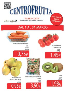 Catalogo Centro frutta ( 2  gg pubblicati )