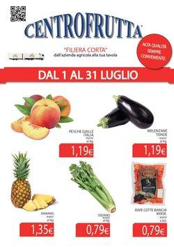 Offerte di Centro frutta nella volantino di Centro frutta ( Per altri 4 giorni)