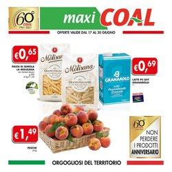 Offerte di MaxiCoal nella volantino di MaxiCoal ( Per altri 9 giorni)