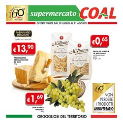 Catalogo Supermercato Coal ( Per altri 7 giorni)