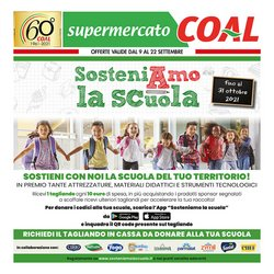 Catalogo Supermercato Coal ( Per altri 3 giorni)
