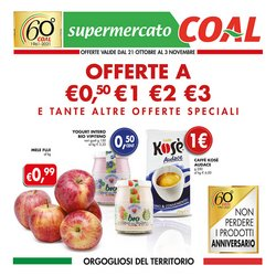 Catalogo Supermercato Coal ( Pubblicato oggi)