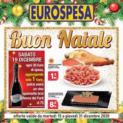 Catalogo Eurospesa a Trieste ( Scaduto )