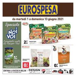 Offerte di Eurospesa nella volantino di Eurospesa ( Scaduto)