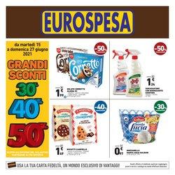 Offerte di Eurospesa nella volantino di Eurospesa ( Per altri 6 giorni)
