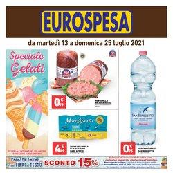 Offerte di Eurospesa nella volantino di Eurospesa ( Scade oggi)