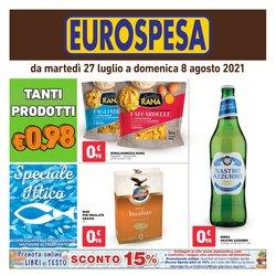 Catalogo Eurospesa ( Per altri 3 giorni)