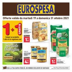 Offerte di Iper Supermercati nella volantino di Eurospesa ( Per altri 7 giorni)