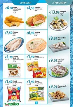 Offerte di Vongole a Extra Supermercati