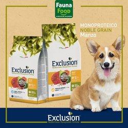 Offerte di Svago e Tempo Libero nella volantino di Fauna Food ( Scade domani)