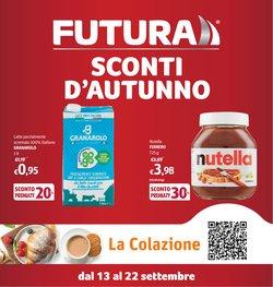 Offerte di Futura Supermercati nella volantino di Futura Supermercati ( Per altri 3 giorni)