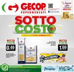 Catalogo Gecop ( Pubblicato oggi )