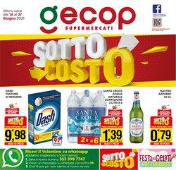 Offerte di Gecop nella volantino di Gecop ( Per altri 3 giorni)