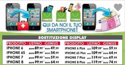 Offerte IPhone 6 nella volantino di Genius a Catania