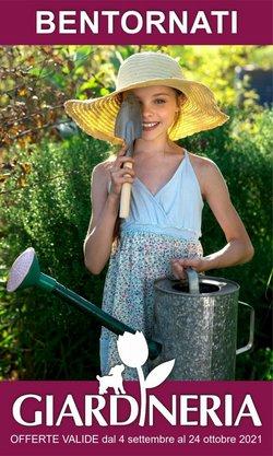 Offerte di Giardineria nella volantino di Giardineria ( Per altri 26 giorni)