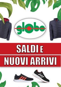 Offerte Abbigliamento, Scarpe e Accessori nella volantino di Globo Moda a Taranto ( Pubblicato oggi )