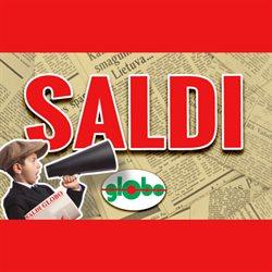 Offerte Abbigliamento, Scarpe e Accessori nella volantino di Globo Moda a Pontedera ( Per altri 19 giorni )