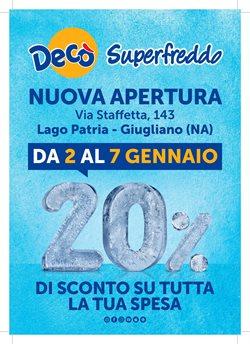 Catalogo Deco Superfreddo ( Scaduto )