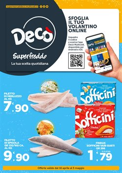 Catalogo Deco Superfreddo ( Per altri 16 giorni )