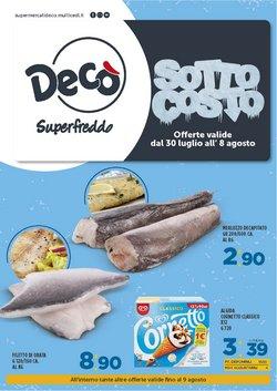 Offerte di Iper Supermercati nella volantino di Deco Superfreddo ( Per altri 3 giorni)