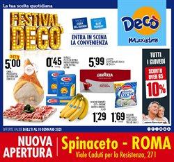 Catalogo Deco Maxistore a Roma ( Scaduto )