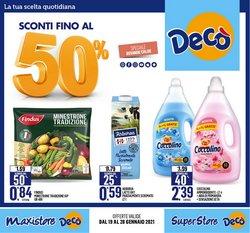 Catalogo Deco Maxistore a Napoli ( Scade domani )