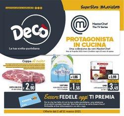 Catalogo Deco Maxistore a Roma ( Per altri 3 giorni )