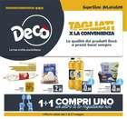 Offerte Iper Supermercati nella volantino di Deco Maxistore a Ladispoli ( Per altri 6 giorni )