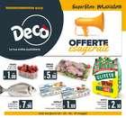Offerte Iper Supermercati nella volantino di Deco Maxistore a Pomezia ( Per altri 3 giorni )