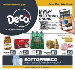 Offerte di Iper Supermercati nella volantino di Deco Maxistore ( Scade domani)