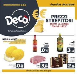 Offerte di Iper Supermercati nella volantino di Deco Maxistore ( Per altri 3 giorni)
