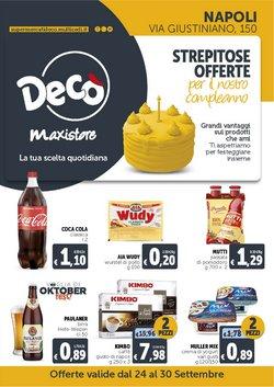 Offerte di Discount nella volantino di Deco Maxistore ( Scade domani)