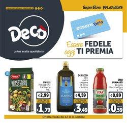 Offerte di Iper Supermercati nella volantino di Deco Maxistore ( Per altri 2 giorni)
