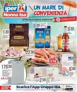 Offerte di Iper Supermercati nella volantino di Iper Nonna Isa ( Per altri 5 giorni)