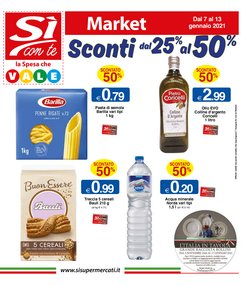 Catalogo Sì con te Supermercati ( Scaduto )