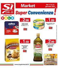 Catalogo Sì con te Supermercati ( 2  gg pubblicati )