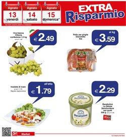 Offerte di Sì con te Supermercati nella volantino di Sì con te Supermercati ( Pubblicato ieri)