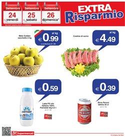 Catalogo Sì con te Supermercati ( Per altri 9 giorni)
